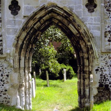 Priory-archway