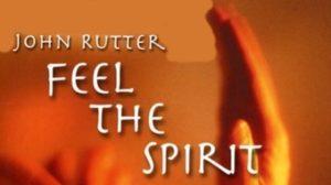 'John Rutter – Feel the Spirit' at St Mary's Church.